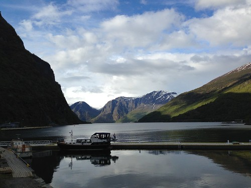 Flam and Fjords Photos (from the Little Scandinavian Diary)