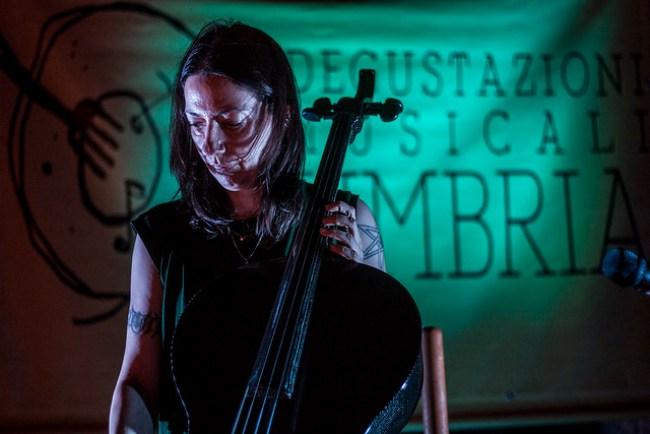 Julia Kent @ Chiostro San Giovanni Battista