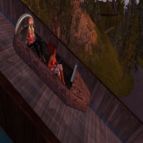Wasserrutsche 2