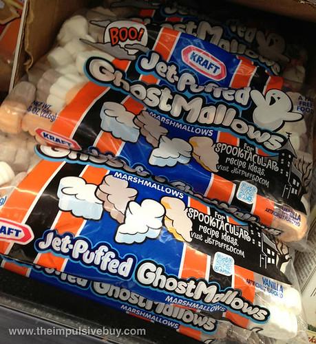 Kraft Jet-Puffed GhostMallows