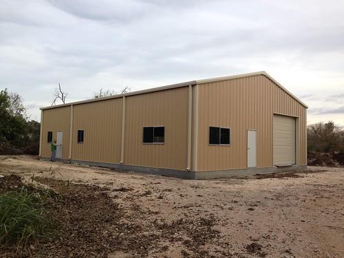Honey House Construction Update