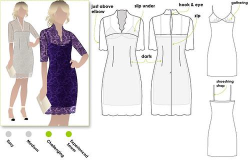 ALISHA-DRESS