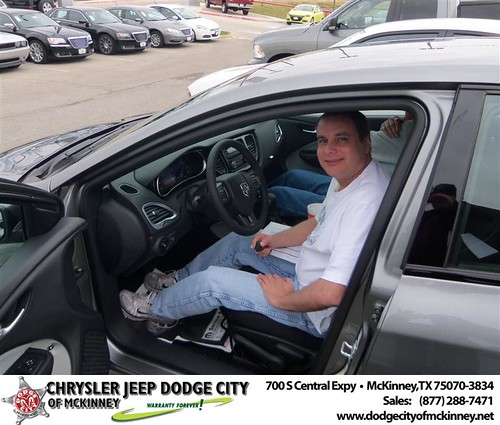 Happy Birthday to Rodney J Cooper from Perry Callan and everyone at Dodge City of McKinney! #BDay by Dodge City McKinney Texas