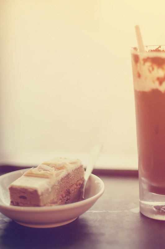 Day 338.365 – A Cake and a Milo Drink