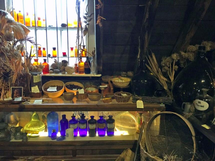 Interior del Herbolario y antiguo quirófano de la Torre de St. Thomas El antiguo quirófano escondido de Londres El antiguo quirófano escondido de Londres 19846155354 98d771785c o