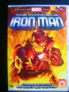 The Invincible Iron Man . The Movie. 2007.