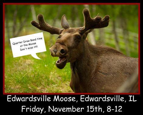 QDB at the Moose 11-15-13