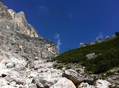 Aufstieg Haunold Köhlenbrenntal