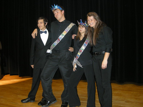 Mr and Miss Band 7
