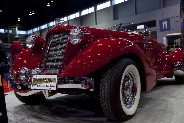 Volo Auto Museum at the 2009 Chicago Auto Show