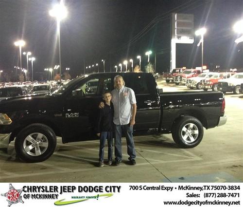 Dodge City McKinney Texas Customer Reviews and Testimonials-John Fischer by Dodge City McKinney Texas