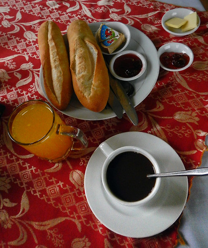 Good Morning Vietnam: the Breakfast Baguette Plus