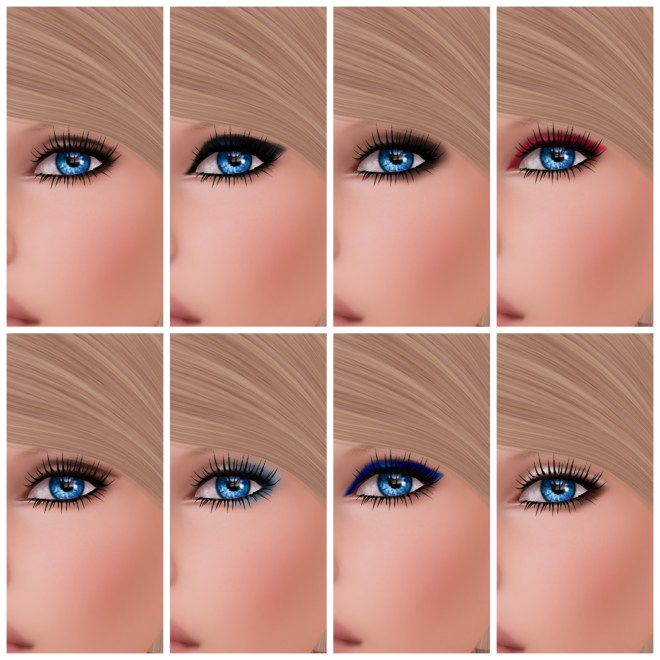 Glam Affair - Sylvia - Eye Make Up