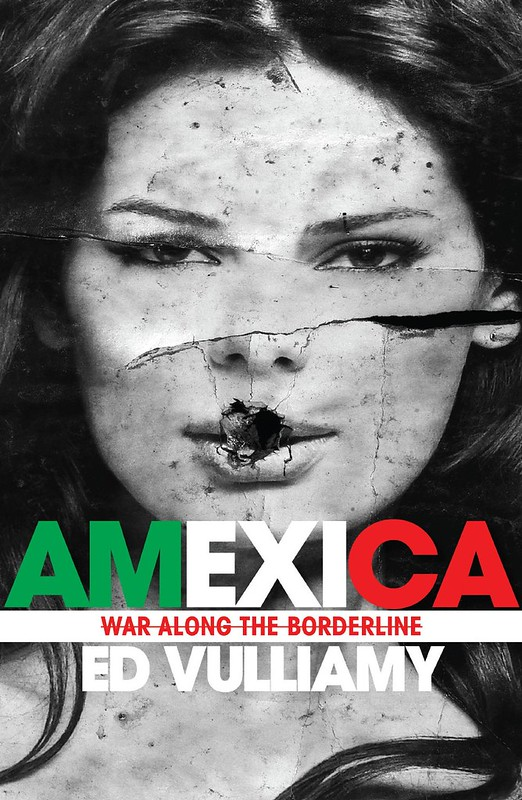 Amexica War Along the Borderline