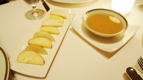 Greenmarket Apples and Honey