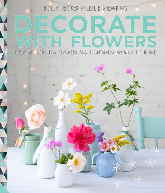 Pre-order Decorate With Flowers + Save Some Cash!