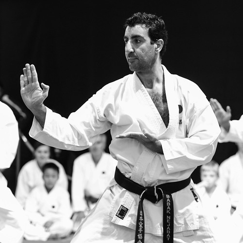 Week 42/52 - Black belt by Flubie