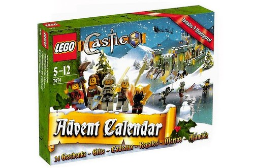 Advent Calendar Castle 2008 7979