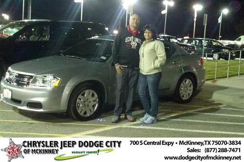 Dodge City McKinney Texas Customer Reviews and Testimonials-Jose Cruz by Dodge City McKinney Texas