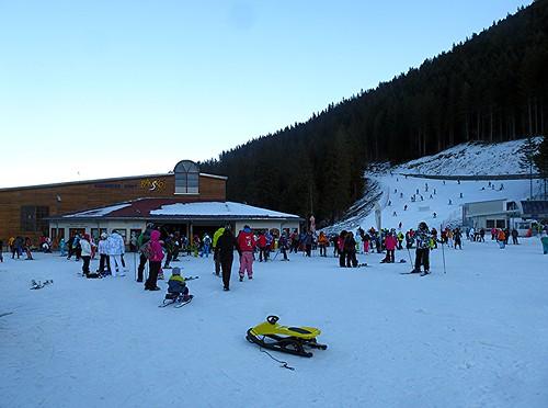 Bankso Ski by dibach