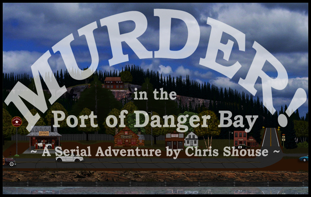 Murder in Danger Bay Banner
