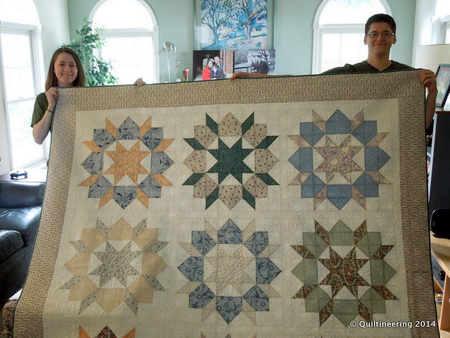 Swoon Quilt