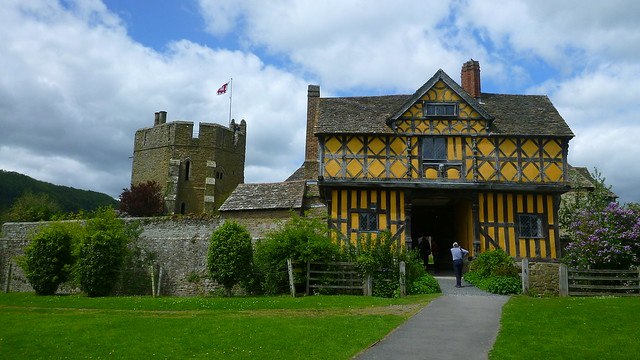 Stokesey Castle