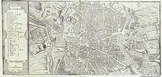 Madrid A.P. Coronelli, 1680-1718