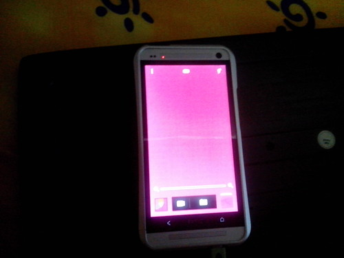 HTC one camera