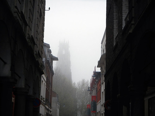 Arras in the Fog