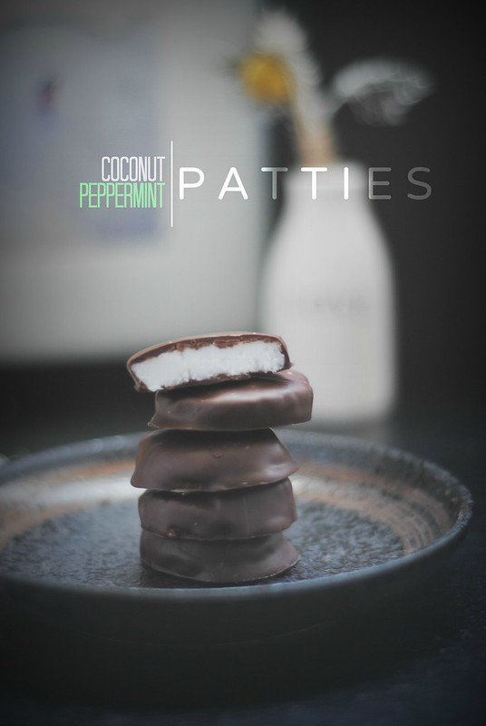 Coconut Peppermint Patties