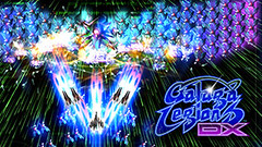 PlayStation Plus: Galaga Legions DX