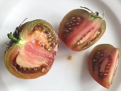 Cherokee Purple? Heirloom Tomato