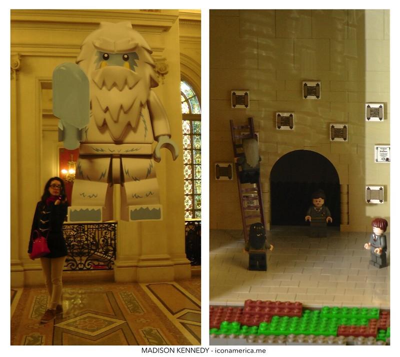 Lego exhibition