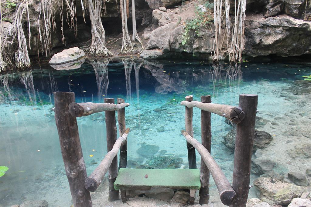 Cenote X'Batun Mexico