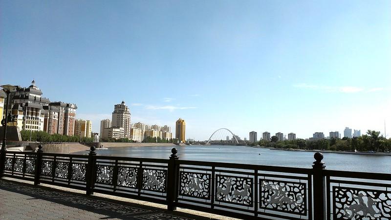 Walks around the city