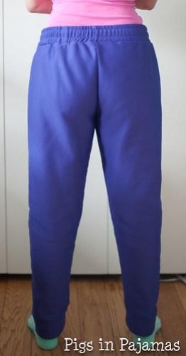 True Bias Hudson Pants back