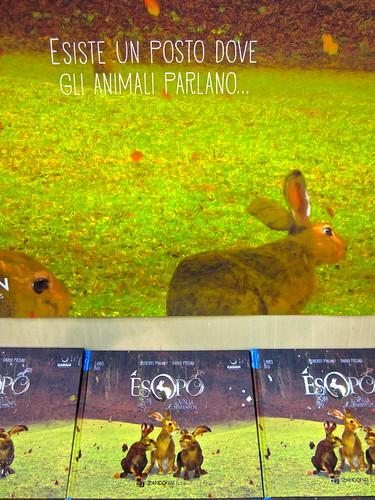 Zandonai al Salone del Libro, Torino 2013