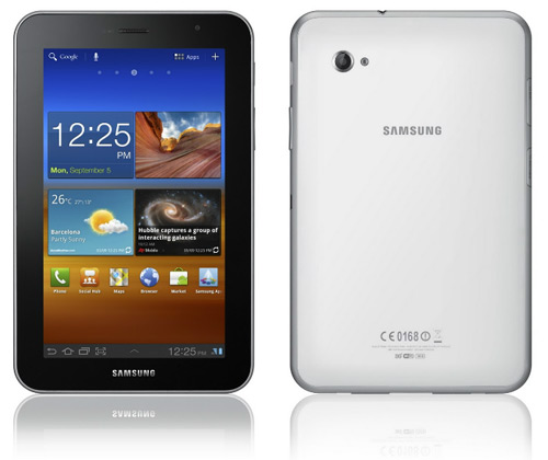 Galaxy 7.0 Plus: Portable y Productiva Tablet de Samsung