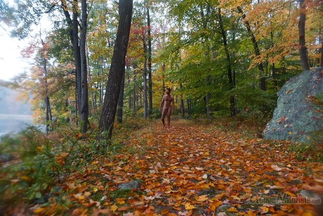 naturist 0001 Harriman State Park, New York, USA