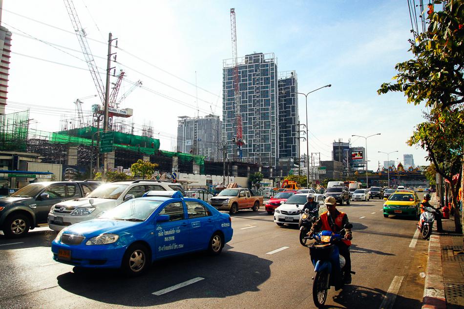 Bangkok Streets