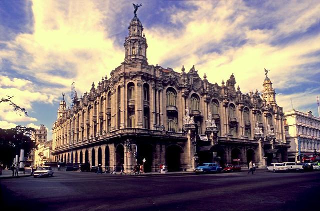 Classic architecture, Havana, Cuba