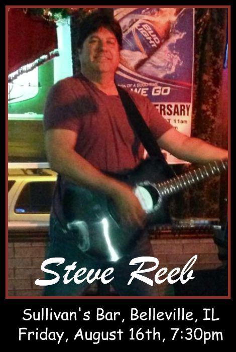 Steve Reeb 8-16-13