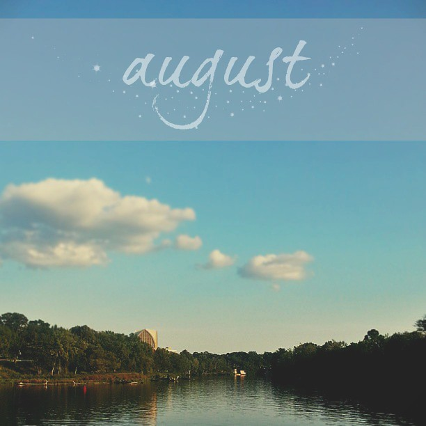 rochester in august