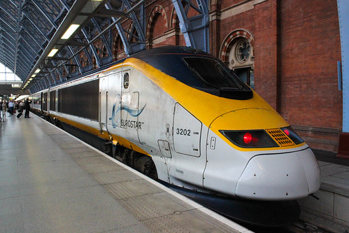 Eurostar 3 by Christopher OKeefe