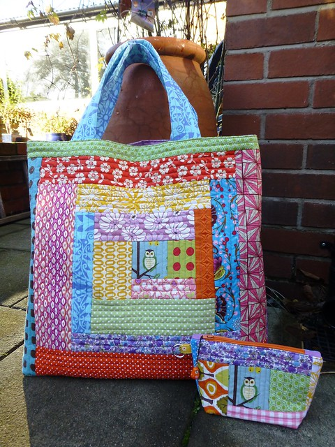 QAYG Bag and pouch class sample