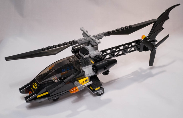 REVIEW LEGO 76011 Batman - L'attaque de Man-Bat