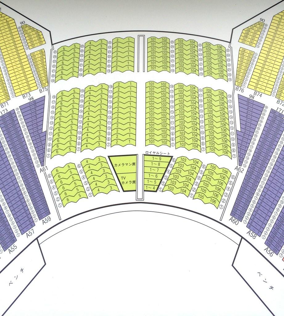 座席 メット 表 ドーム ライフ メットライフドームのビジター必見!おすすめシートやアクセスを一挙にご紹介!