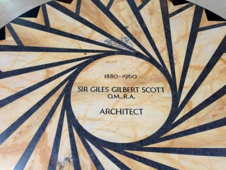 Giles Gilbert Scoot, Liverpool Cathedral