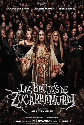 Cartel Las brujas de Zugarramurdi